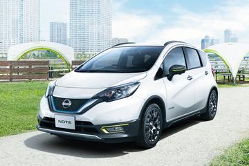 Nissan Note als Cross Gear