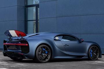 Bugatti Chiron '110 ans Bugatti' gepresenteerd