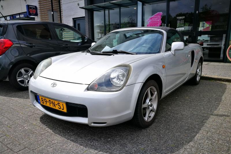 Toyota MR2 1.8 16v VVT-i (2000)