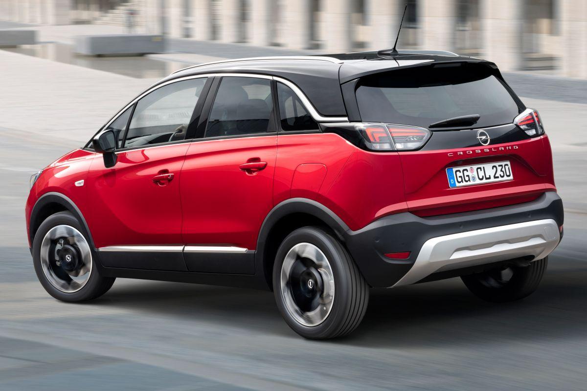 Opel Crossland (2020)