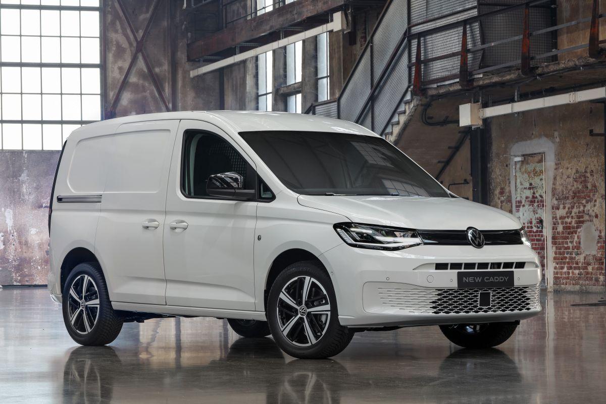 Volkswagen Caddy mKV (2020) 23
