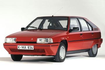 Citroën BX 16 TGI (1991)