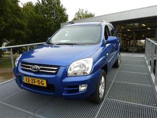 Kia Sportage 2.0 CVVT 2WD X-tra (2008)