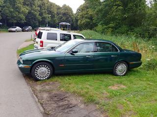 Jaguar Super V8 S/C (2003)