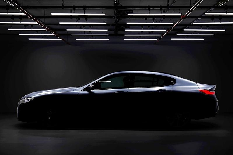 BMW 8-serie teaser
