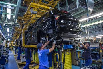 Ford investeert 750 miljoen in fabriek Valencia