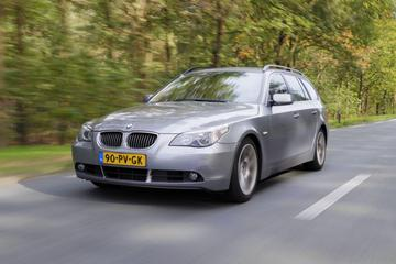 BMW 525i Touring – 2005 – 387.684 km - Klokje Rond