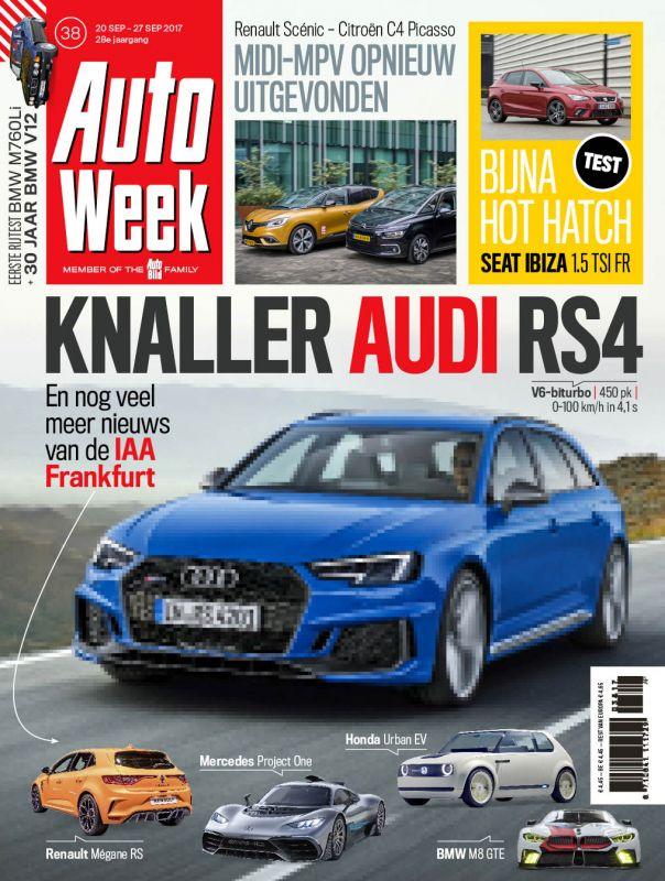 AutoWeek 38 2017