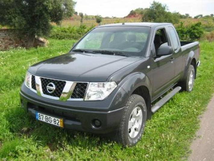 Nissan Navara King Cab 2.5 dCi SE (2006)