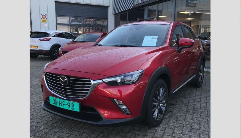 Mazda CX-3 SkyActiv-G 2.0 120 GT-M (2016)