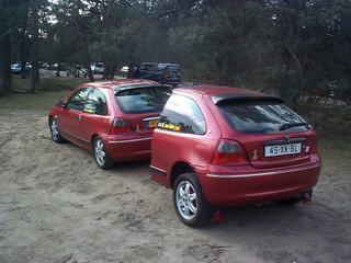 Rover 214 Si (1996)