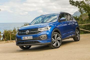 Volkswagen T-Cross - Rij-impressie