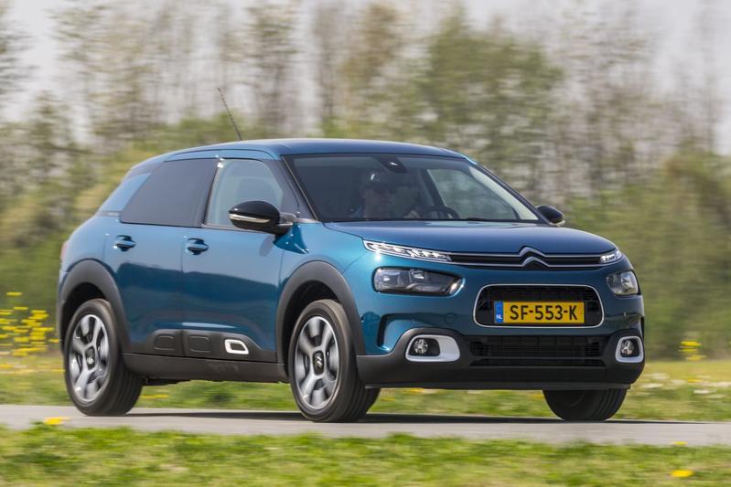 Citroën C4 Cactus PureTech 130 Shine
