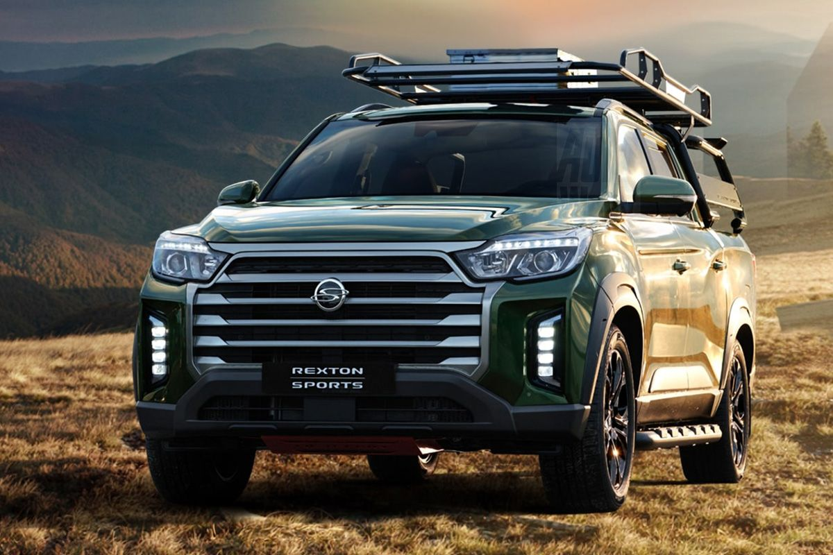 SsangYong Musso / Rexton Sports