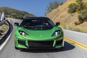Lotus Evora GT gepresenteerd
