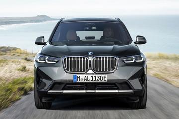 BMW X3/iX3 (2021) - Facelift Friday