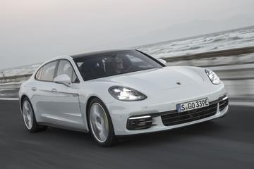 Gereden: Porsche Panamera E-Hybrid