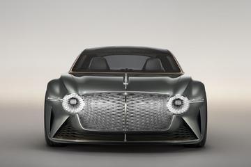 'Bentleys eerste elektrische auto komt in 2025'