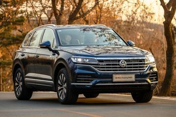 Volkswagen Touareg PHEV getoond