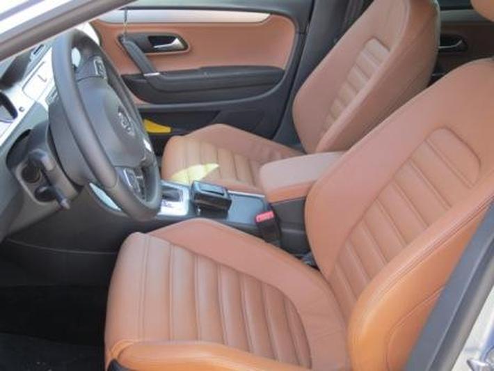 Volkswagen Passat CC 1.8 TSI (2010)