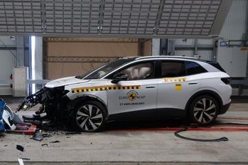Goede én slechte nieuwe Euro NCAP-resultaten