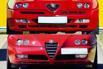 Facelift Friday: Alfa Romeo Spider