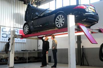 Jaguar XK V8 Convertible - 2006 - 289.000 km - Klokje Rond