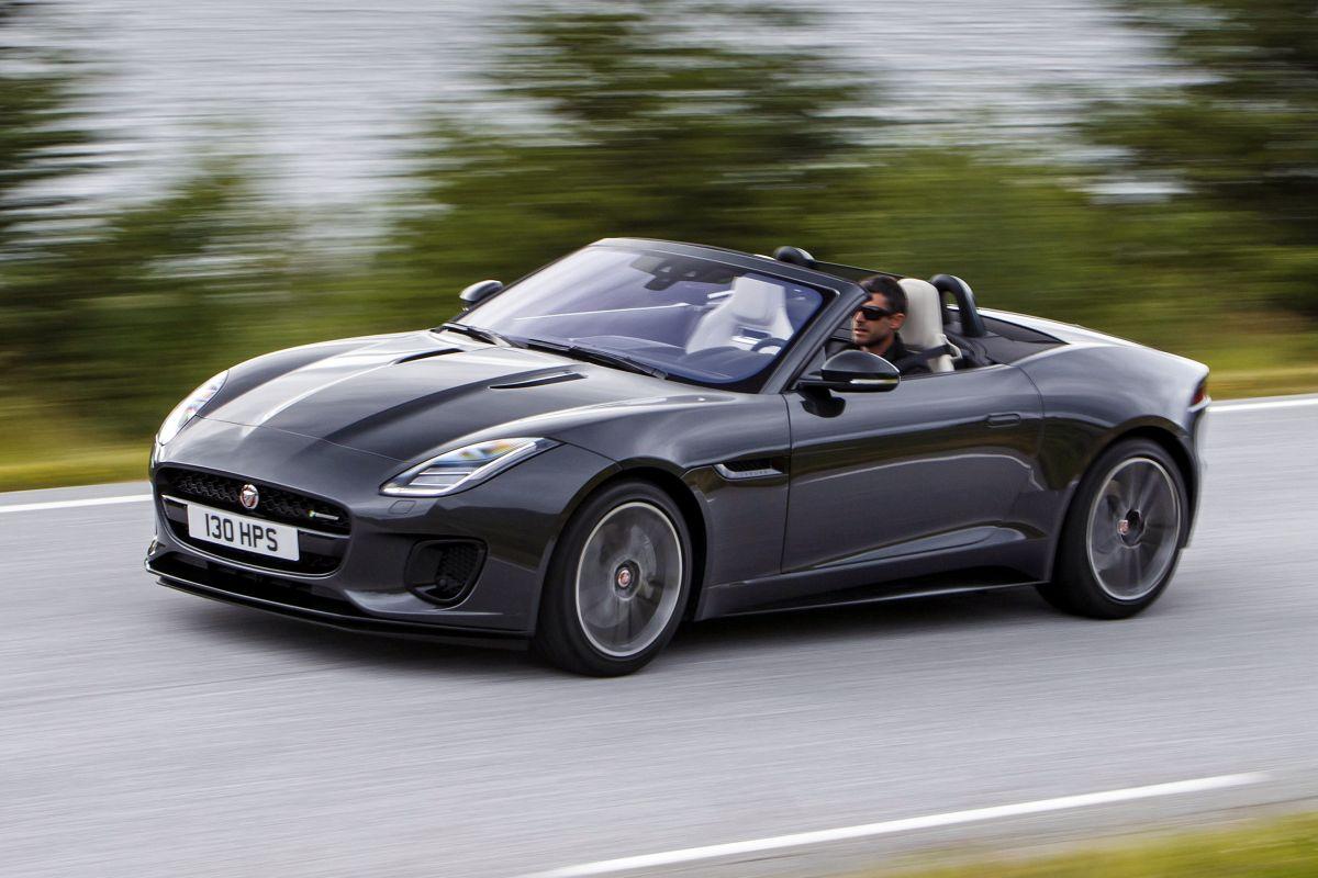 Jaguar F-Type 2.0 Turbo