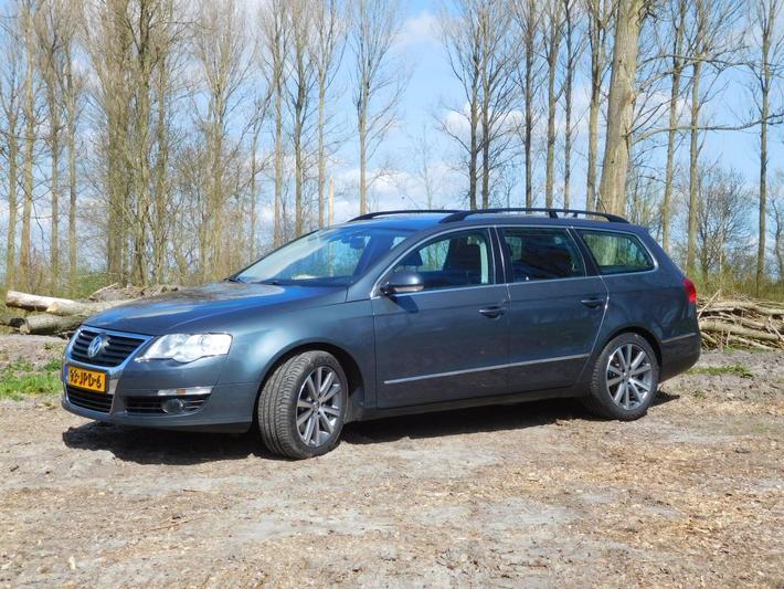 Volkswagen Passat Variant 1.8 16V TSI Comfortline (2009)