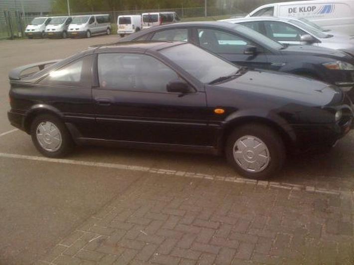 Nissan 100 NX 1.6 SLX (1995)