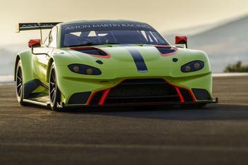 Aston Martin Vantage als GTE-racer