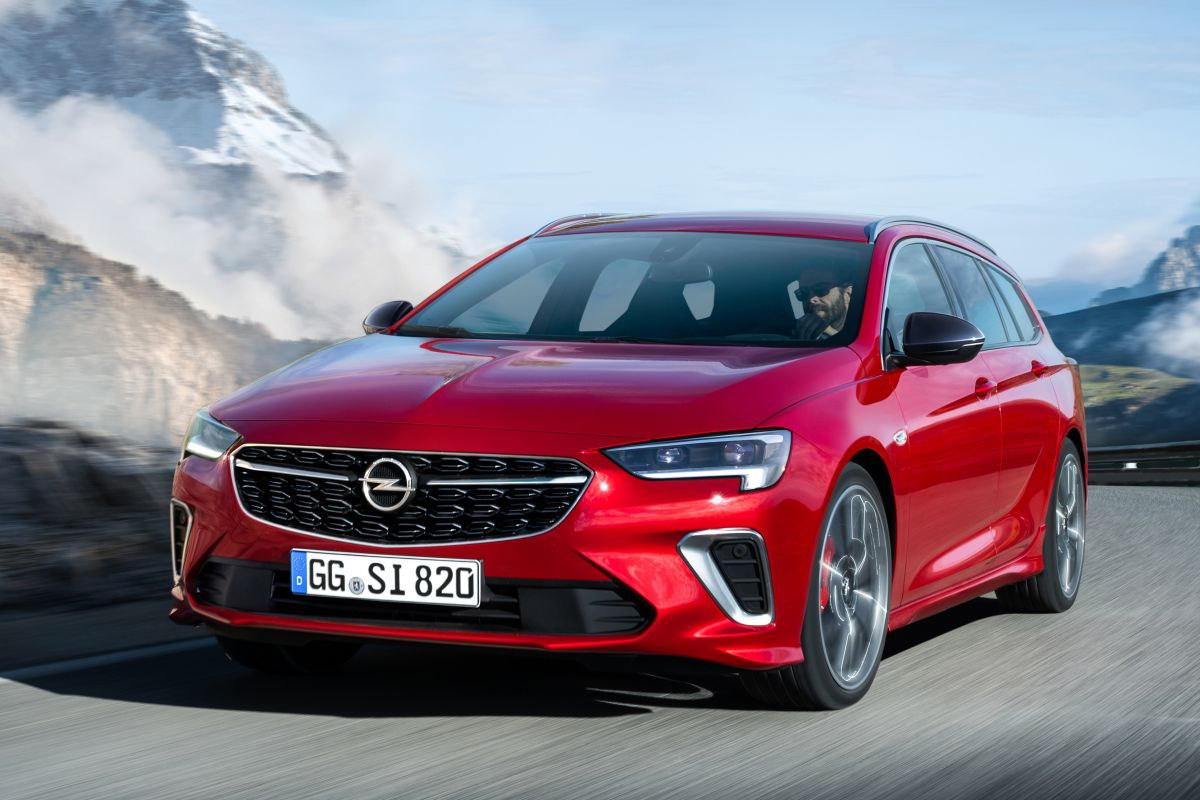 Opel Insignia II Restyling (2019) 24