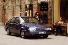 Verjaardagsfeestje: Volvo 440 is 30 jaar