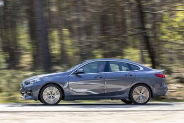 Test: BMW 218i Gran Coupé