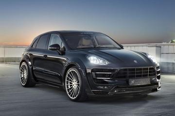 Hamann stort zich op Porsche Cayenne S Diesel