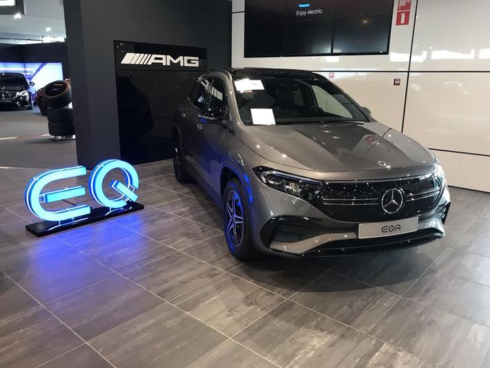 Mercedes-Benz EQA 250 Business Solution AMG (2021) #2