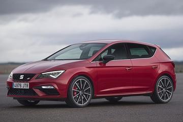 Seat Leon 2.0 TSI Cupra 300 (2017)