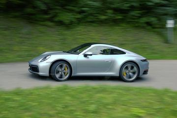 Porsche 911 Carrera - Rij-impressie