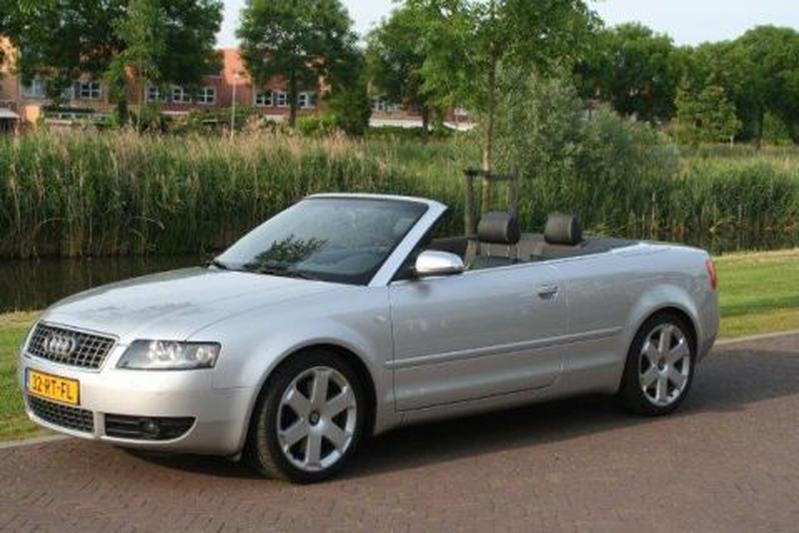 Audi S4 Cabriolet 4.2 quattro Pro Line (2005)