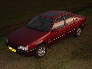 Peugeot 405 SRX DT 1.9 (1994)