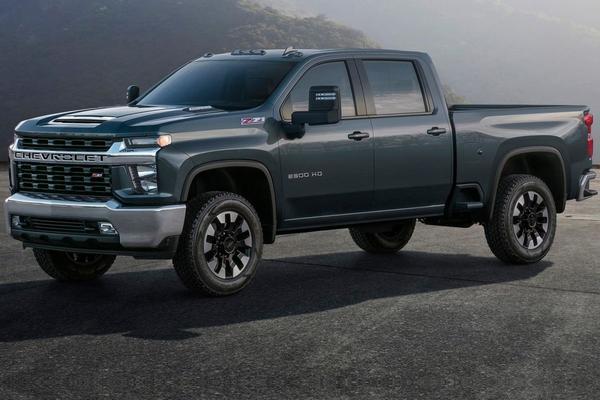 Chevrolet presenteert nieuwe Silverado HD