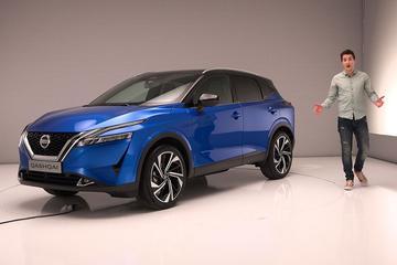 Nissan Qashqai - Eerste kennismaking