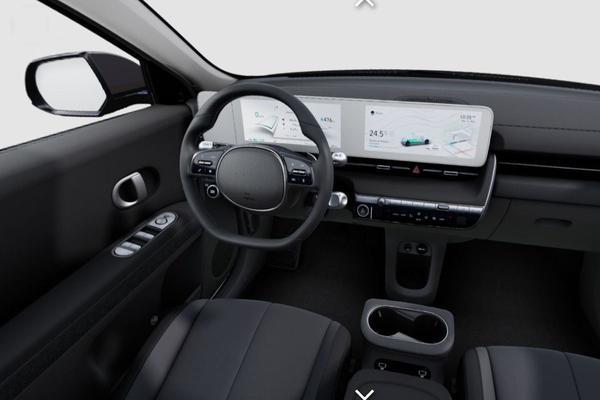 Back to basics Hyundai Ioniq 5
