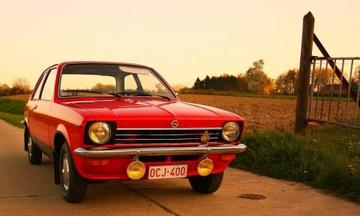 Opel Kadett C1 1000N (1974)