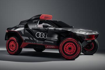 Audi RS Q e-tron is complex rallykanon met 680 pk