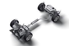 Buick belicht aandrijflijn Velite 6