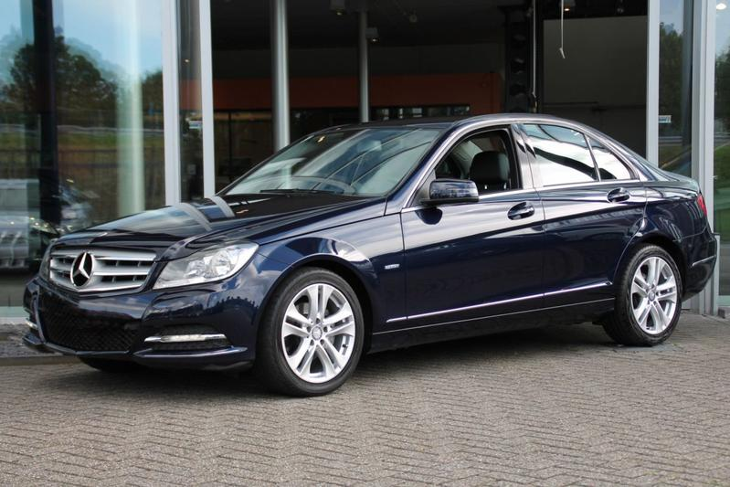 Mercedes-Benz C 180 Avantgarde (2012)