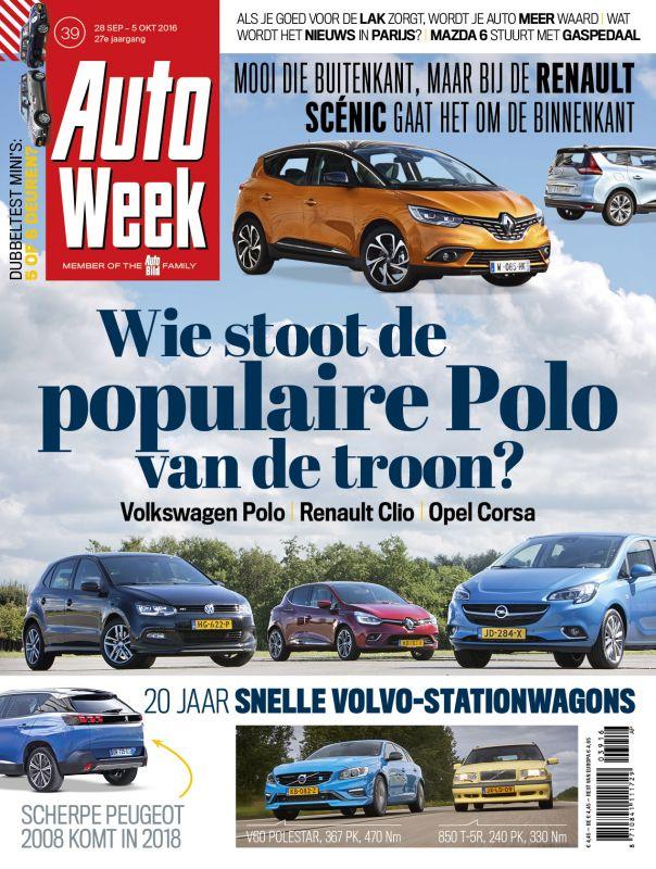 AutoWeek 39 2016