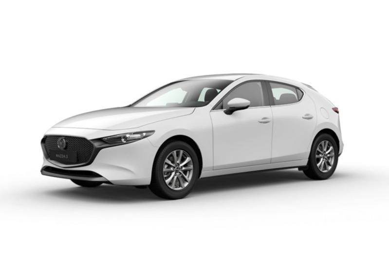 Mazda 3 back to basics
