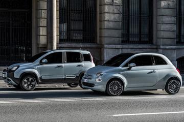 Prijzen Fiat 500 Hybrid en Panda Hybrid bekend